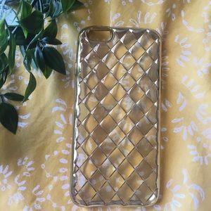 Accessories - IPhone 6 Gold Case